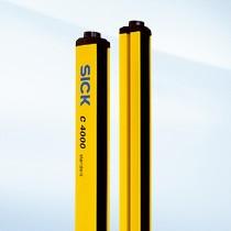 C4000 ATEX II 3G/3D 安全光幕