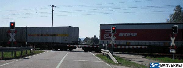 Stop No.36:无人铁路平交道上的行人及车辆安全侦测